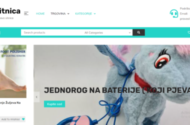 Web shop Prava Sitnica